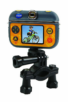 Vtech Kidizoom Action Camera 180, Photos, Record Videos, Games, with Bike Mount