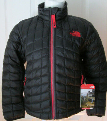 86f05426d NWT The North Face Boys  Full Zip Thermoball Jacket XXS XS S M L XL ...