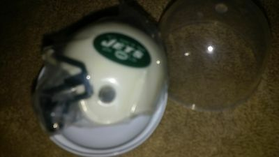 NEW Collectible NFL Pro Mini Team Football Helmet New York Jets