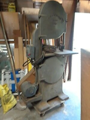 Cresent 20 3 phase band saw