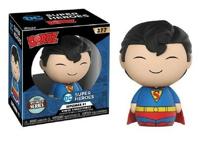 Funko Pop! Dorbz DC Super Heroes Superman #1 Vinyl Collectible Specialty Series