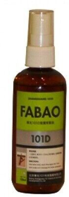 FABAO 101D Hair Tonic for Hair Loss & Thinning Hair, 120 mL For Men & Women