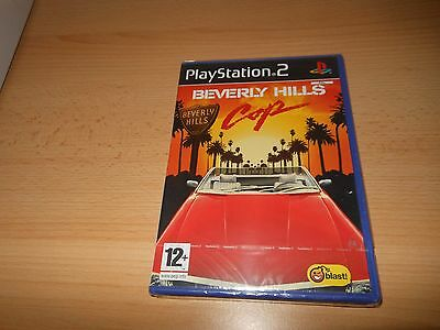Beverly Hills Cop - PlayStation 2 PS2 - New Sealed pal version