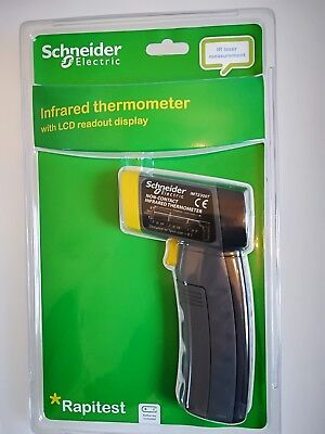 Schneider Rapitest -  Infrared Thermometer with LCD readout display
