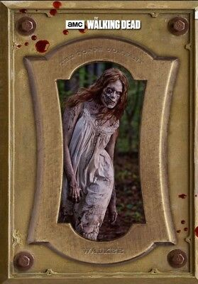 WALKER HALL OF FAME WAVE 3 OUTPOST WALKER The Walking Dead Card Trader Digital