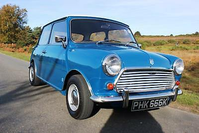 Mini Cooper S Mk3 1971 Two Owners From New Wonderful Condition