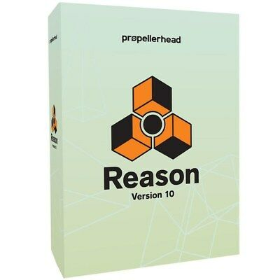 Propellerhead Reason 10 DAW Software