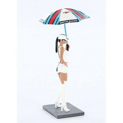 Sideways SWFIG005 Martini Grid Girl (Estelle) - suits 1:32 scale slot car track