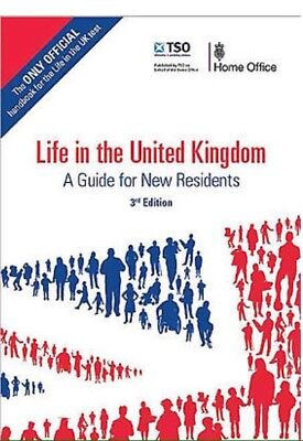 Life in the UK 3rd Edition - PDF & Audio Book & Practice Guidelines soft copies