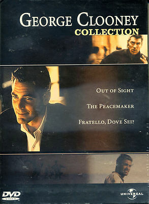 George Clooney Collection - Cofanetto 3 Dvd