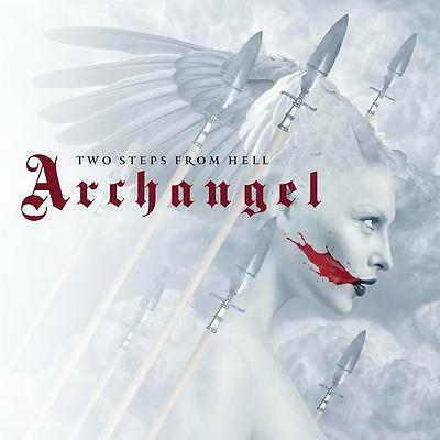 Two Steps From Hell ULTRA-RARE Archangel CD NEW No Promo Marks 2 OFFICIAL RETAIL