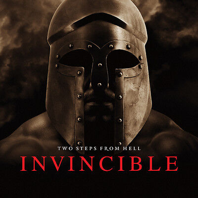 Two Steps From Hell INVINCIBLE CD New Twilight Star Trek Wall-E Soundtrack Score