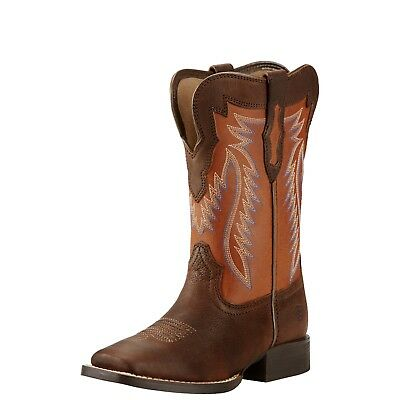 ARIAT - Kid's Buscadero - Pecos Brown/Sorrel - ( 10018623 ) - New