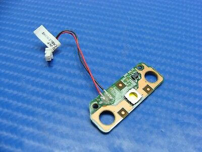 Toshiba Satellite  C655 C655-S5340 Power Button Board w// Cable V000210850
