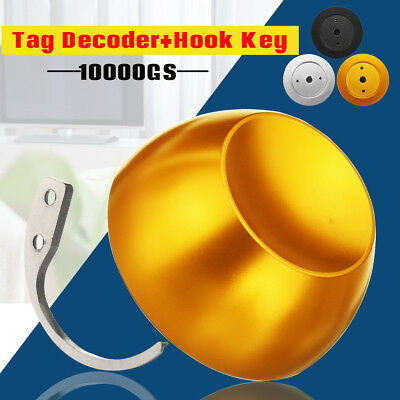 10000GS Super Magnetic Golf Detacher Tag Remover For EAS Security System + Key