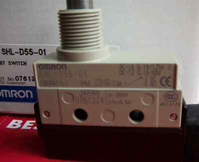 1PC Brand NEW IN BOX Omron Limit Switch SHL-D55-01
