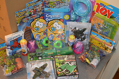 20 Assorted Party Lucky Dip Prizes Pocket Money Toys RRP £70+ Wholesale Joblot