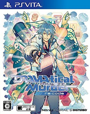 New PS Vita DRAMAtical Murder re:code from Japan Japanese PlayStation F/S