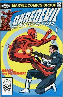Daredevil #183 - NM- - Punisher Appears