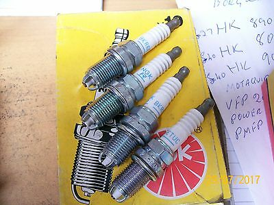 3384 Standard Spark Plug Pack of 4 Replaces OE120 RC89TMC NGK BKR6ETUC