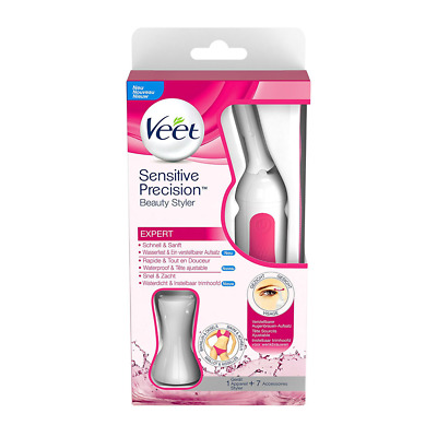 Veet Sensitive Precision Expert - Beauty Styler, Präzisions-Trimmer für Gesicht