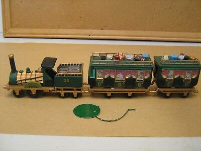 Dept 56 Dickens Village The Flying Scot Train #55735