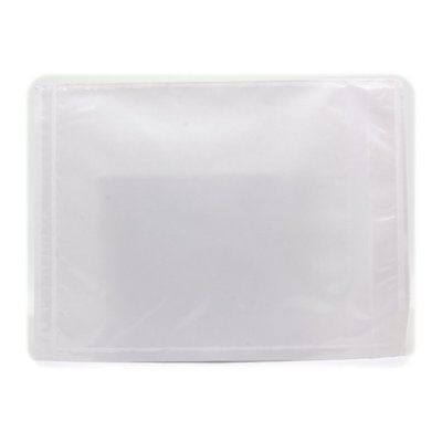 1000 Osmer Clear Invoice Document Labelopes envelope Self Adhesive Sticker Pouch