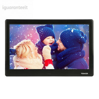 TENKER 10-inch HD Digital Photo Frame IPS LCD Screen with...