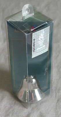 Fort Collectable~Genuine Pewter Bell~Atlanta 1996 Summer Olympics