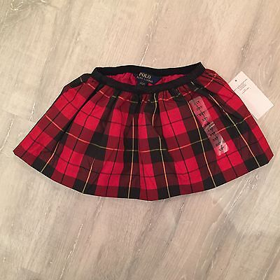 BNWT Gorgeous Ralph Lauren skirt 2y 2T & Lots of Designer items 100% Genuine