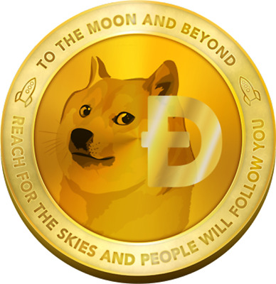 100 dogecoin (DOGE) Ð sent direct to your wallet. fast BTC bitcoin alternative