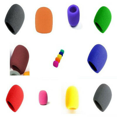 Wholesale Lots Assorted Color Mic Microphone Karaoke Studio Covers Recording Set