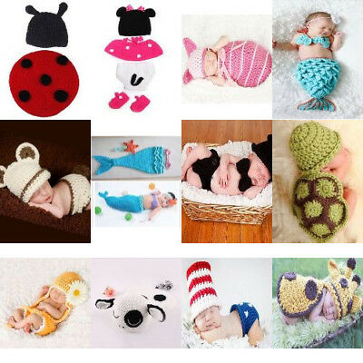 Baby Girl Clothes Boy Knitted Costume Babies322857934324 Newborn Cute