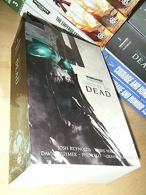 Josh Reynolds ++ LORDS OF THE DEAD 1st/Pb MINT Warhammer The End Times Omnibus