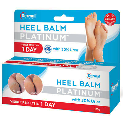 Dermal Therapy Heel Balm Platinum 125g