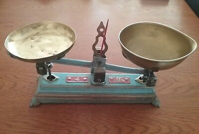 Vintage Scales -Beautiful and rare