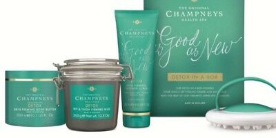 The Original Champneys Health Spa Body Firming Large Pots Pamper Gift Set