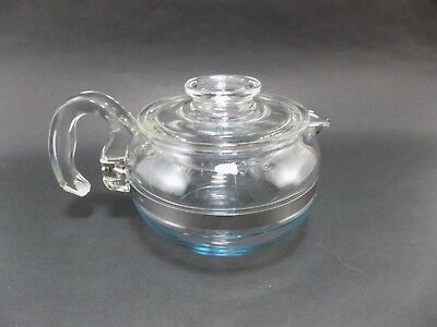 VINTAGE Pyrex Model 8446B 6-Cup Tea Pot