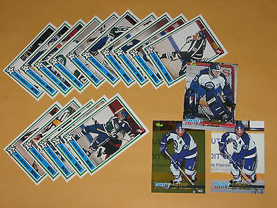 Swift Current Broncos WHL Hockey Team Lot of 18 Cards Canada 1990-1995