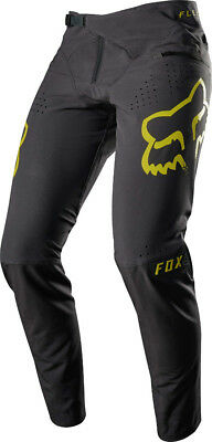 Fox Flexair Pants 2017 Black/Yellow