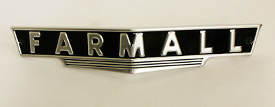 New Ih Farmall H, Hv, M, Md, Mdv, Mv Front Emblem 49404D