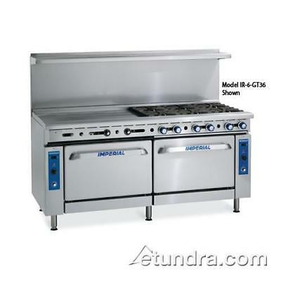 Imperial - IR-2-G60-CC - 72 in Range w/ 2 Burners, Griddle & 2 Convection Ovens