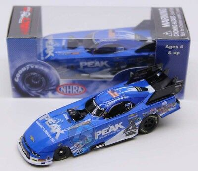 John Force Peak Action Diecast In