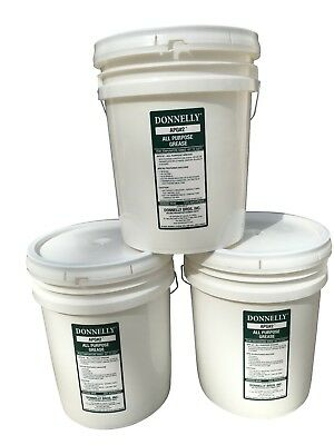Donnelly APG#2  5 gallon pail (35 lbs)  Pack of 3   ALL PURPOSE GREASE