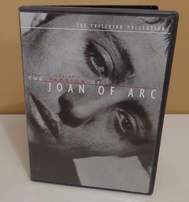 The Passion of Joan of Arc (The Criterion Collection) DVD (1928) Carl TH Dreyer