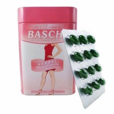 36 Capsules - Baschi Very Strong Weight Loss Slimming Fat Burner Diet Pills