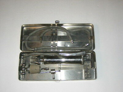 ANT/VTG BATTLEFIELD DIRECT BLOOD TRANSFUSION KIT Max Wocher & Son co. U.S.A.