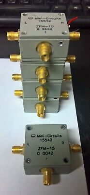 Mini-Circuits ZFM-15 Frequency Mixer 10MHz-3GHz SMA(f) LO IF RF Microwave