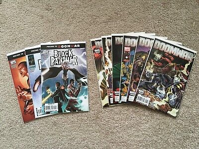 Doomwar (2010) 1-6 and Prelude to Doomwar Complete VF/NM-NM/M