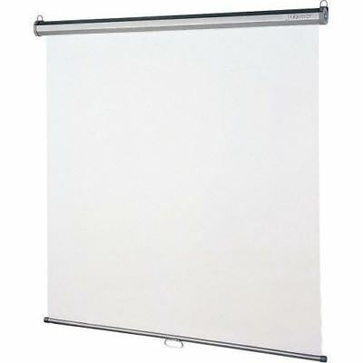 Quartet Manual Projection Screen - 1:1 - Wall Mount, Ceiling Mount 660S